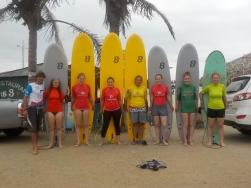 surfing class :)